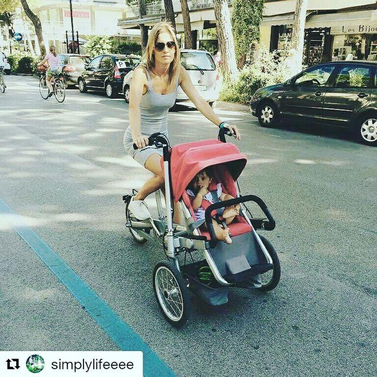 La bici n. 1 per il trasporto di bambini!