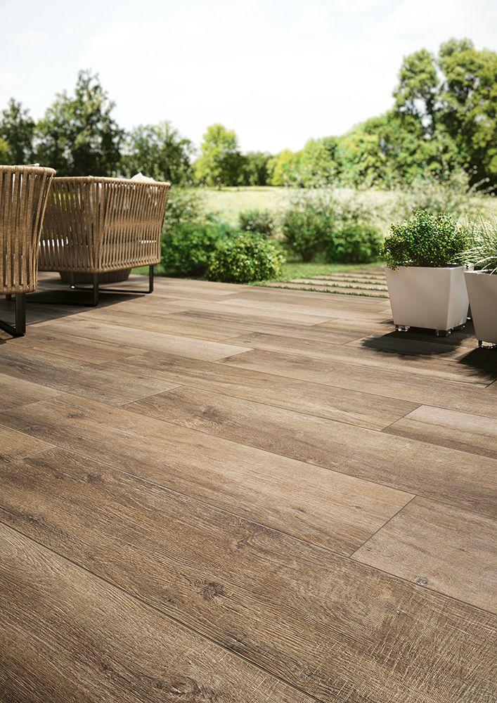 Cotto d'Este Cadore. Prachtig keramisch parket outdoor. Voor op uw terras of mooi onder de overkapping aan uw huis.