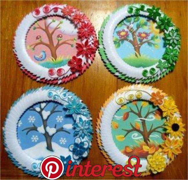 Herbstdeko Pinterest Crafts For Kids And Summer Herbs