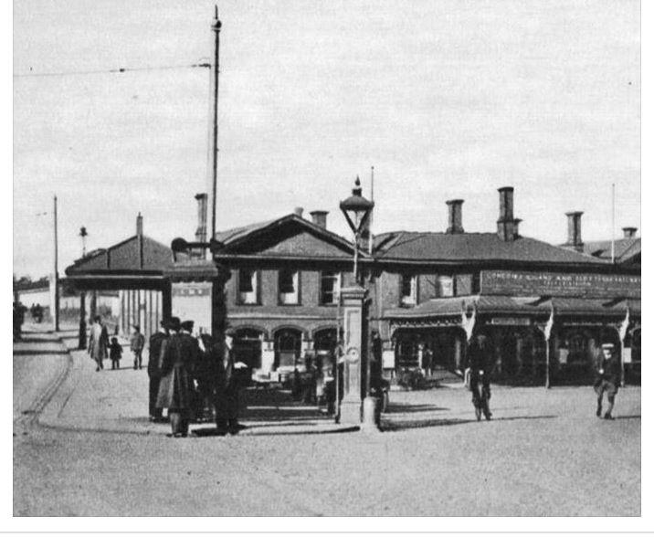 Castle Station, Northampton