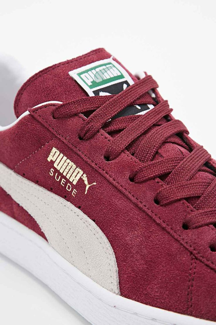 puma bordeaux dames