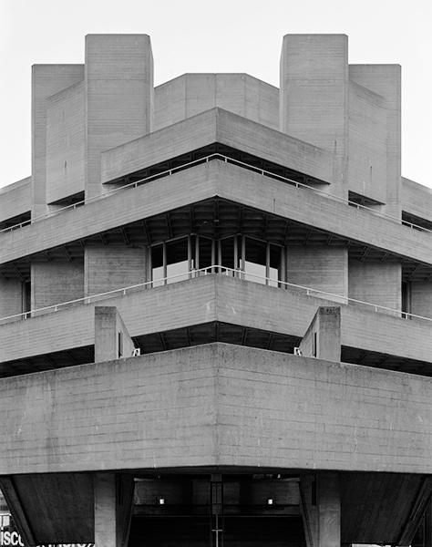 Geometry + Geology: National Theatre by Daniel Hewitt (474×600)