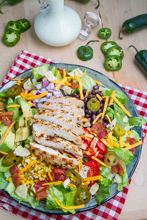... Grilled, Poppers Salad, Food Recipe, Chicken Jalapeno, Jalapeno