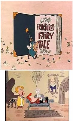 Fractured Fairytales from Rocky & Bullwinkle
