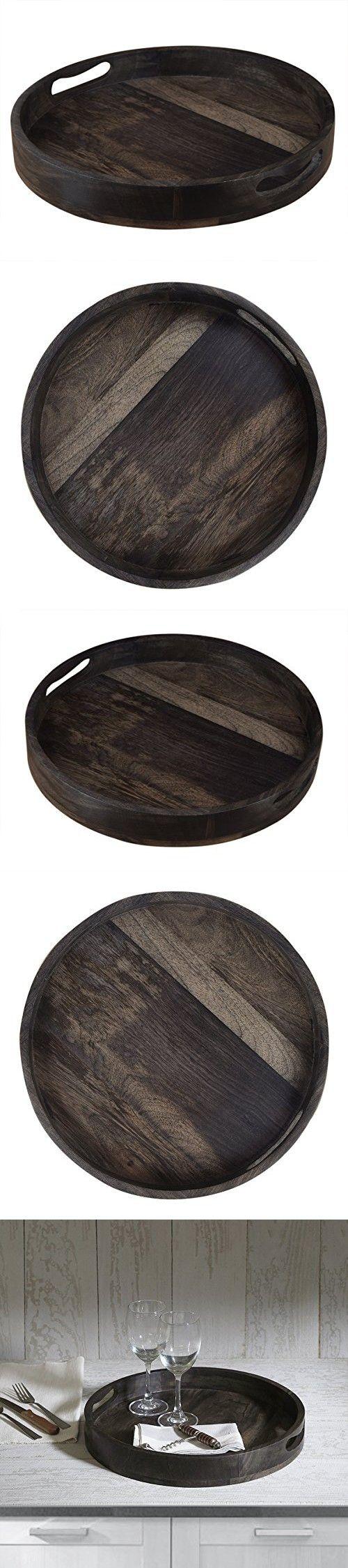 Large Decorative Serving Trays Captivating 428 Best Decorative Trays Images On Pinterest  Decorative Trays Design Ideas