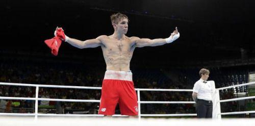 Rabieta de medallista olímpico por perder en #Rio2016 :...