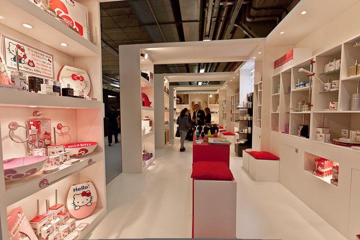 CERSAIE 2011 – lo stand Cipì ‹ Cipì srl – Design e accessori per la stanza da bagno