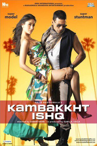 "*Watch!!~ Kambakkht Ishq (2009) FULL MOVIE ""HD""1080p Sub English ☆√ ►► Watch or Download Now Here 《PINTEREST》 ☆√"