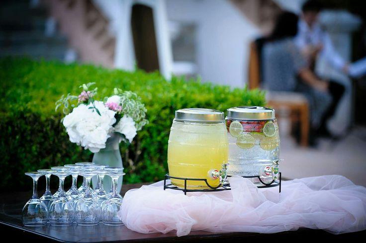 Lemonade and vitamin water