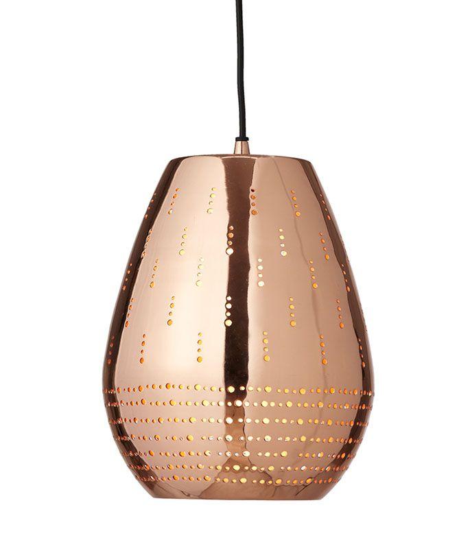 Chili Copper  pendant.  Danish Interior Design Budapest