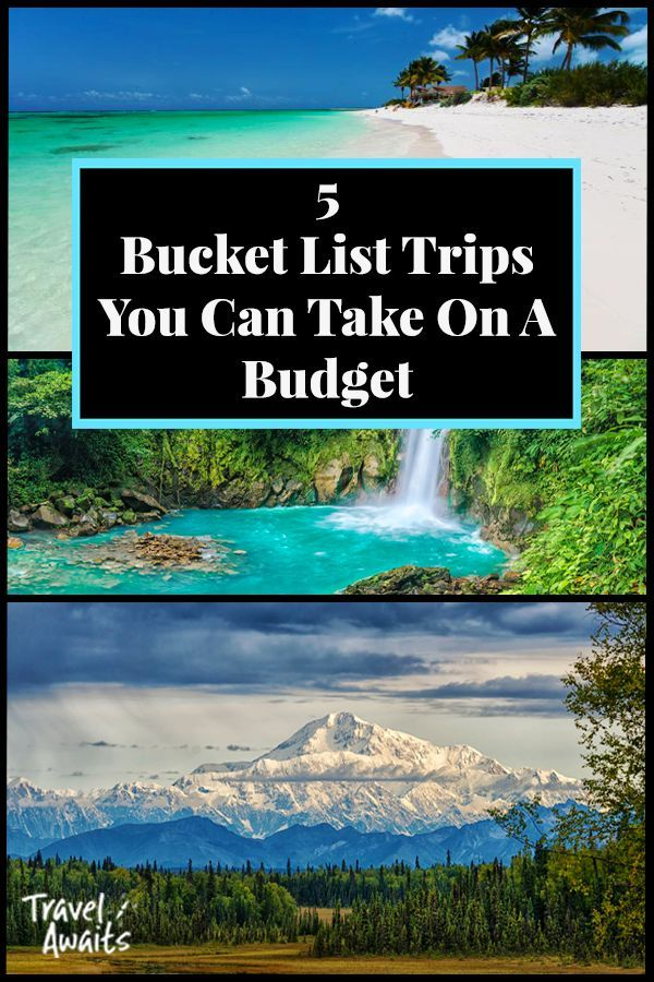 These 5 Incredible Trip Destinations Are Budget Friendly And Bucket List Vacation Ideas Bucketlist Travelideas Budgettravel