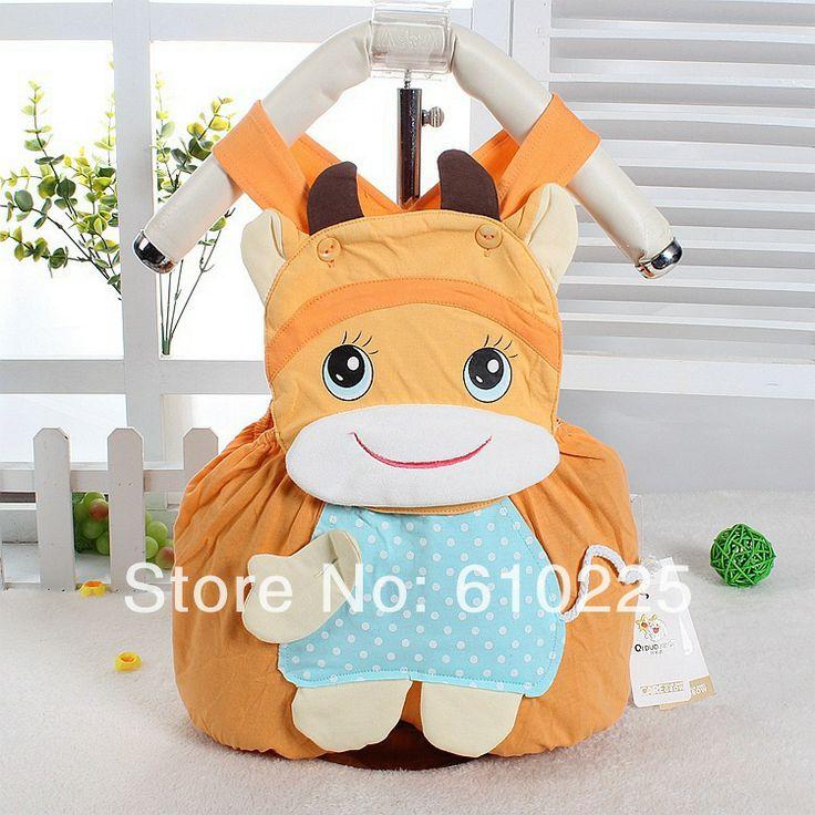 Yaz Yeni 2014 Bebek Giyim Karikatür İnek Bebek tulumu Bebekler Korean Style Kids 'Giyim Sevimli% 100 Pamuk Romper $27.00