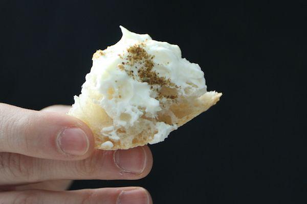Ricetta Labna o labneh, formaggio di yogurt filtrato mediorientale - Labna