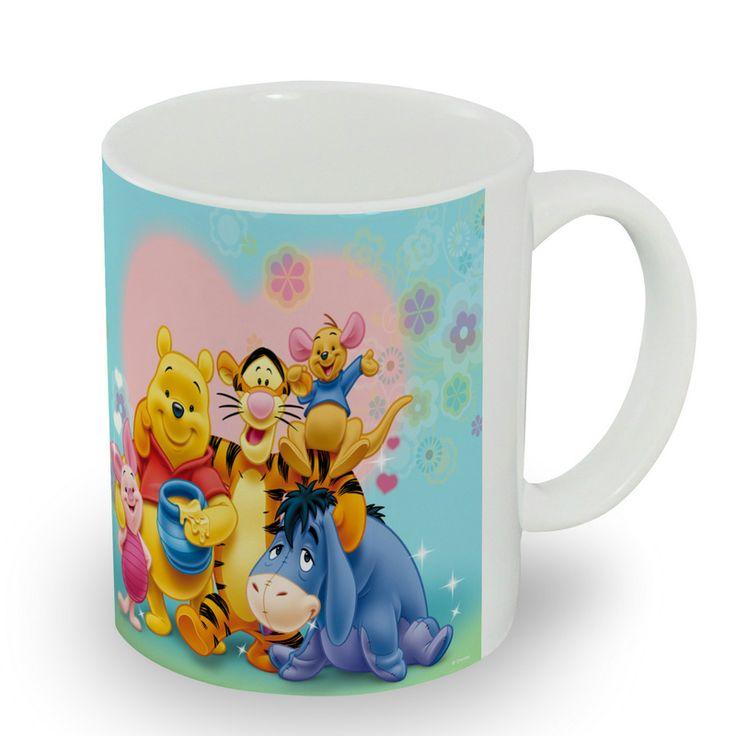 11oz Reinforced Porcelain Mug