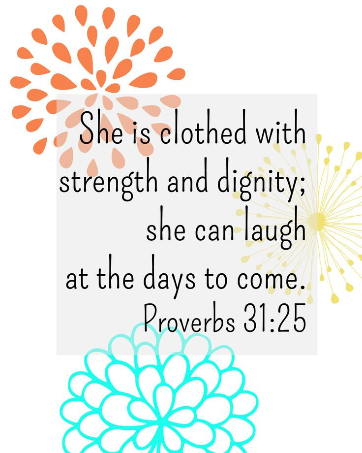 Proverbs 3125 Post