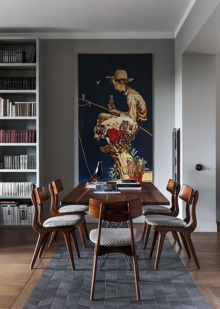 30 Awesome Dining Room Designs Ideas In Industrial Style Trenduhome Interior Design Dining Room Dining Room Design Modern Dining Room Tables