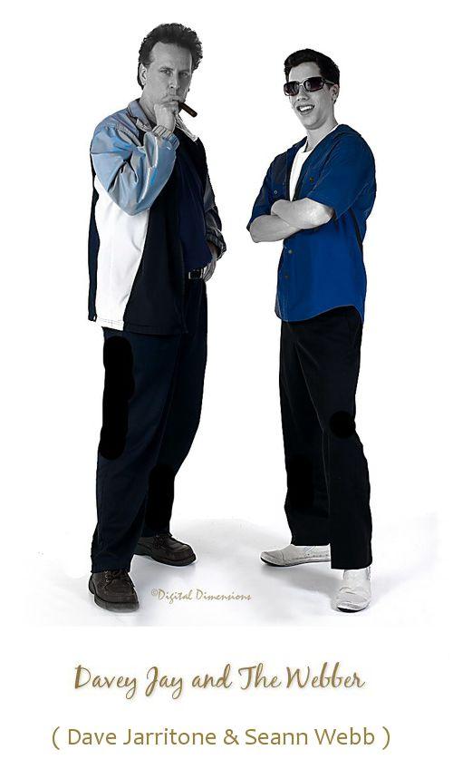 Dave Jarritone & Seann Webb (2010)