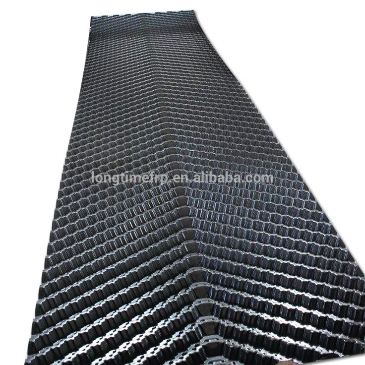 pvc cooling tower fills price oblique wave PVC filler