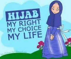 hijab is my choice