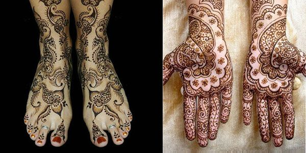 40 Gorgeous Henna Ideas From Intricate To Elaborate: 40 Photos Of Simple Yet Elegant Arabic Mehndi & Henna