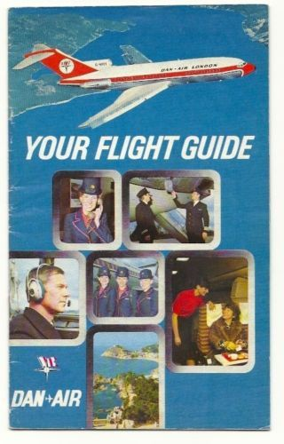 Dan Air Flight Guide