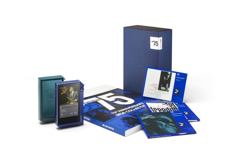AK240, Blue Note, Astell&Kern
