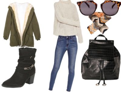 Messy Bun day! - Party Outfits - stylefruits.co.uk