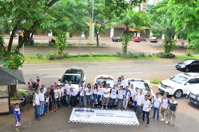 White Car Indonesia Gelar Kopdar Perdana - Vivaoto.com - Majalah Otomotif Online