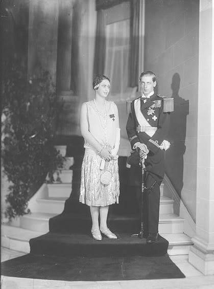 Princess Ileana and Prince Nicholas