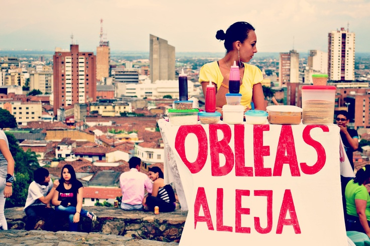 obleas   Cali,Colombia