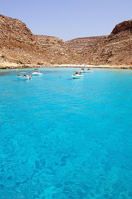 Cala Pulcino | Lampedusa