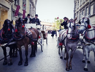 Festive Trek from Krakow to Prague for Christmas & New Years