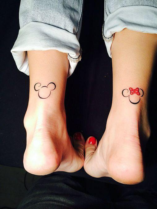 Love Disney   Top 50 des plus beaux tatouages disney