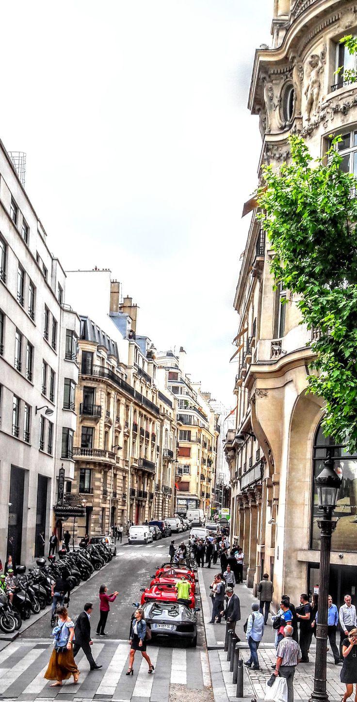 Calle Principal de Paris
