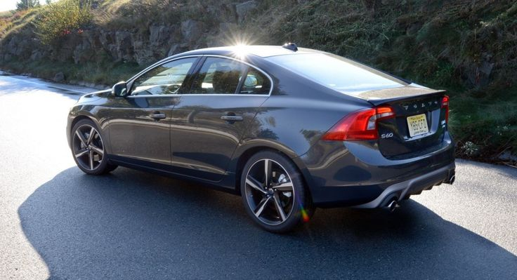 2015 volvo s60 | 2015 Volvo S60 interior and design | Newcar-review.com