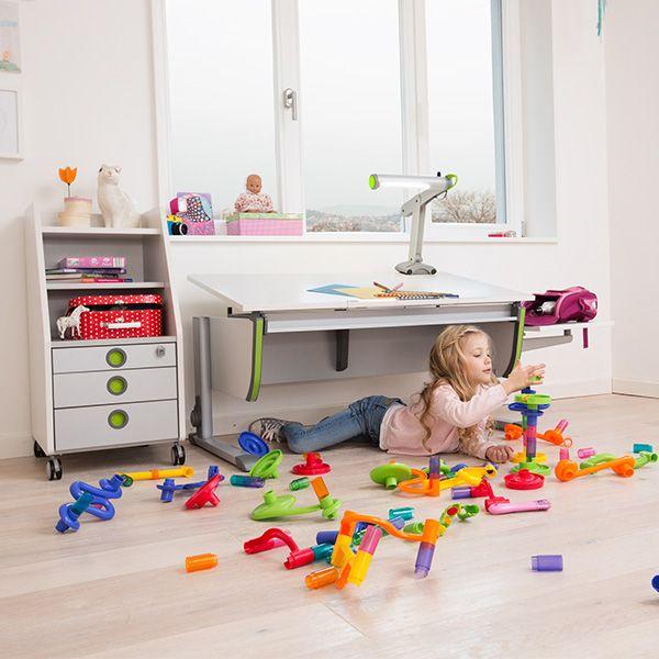 Kinderschreibtisch  moll #Joker #Kinderschreibtisch http://moll-funktion.com/produkt ...
