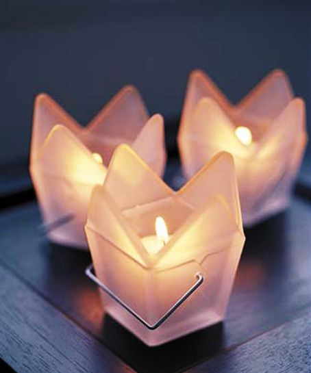 Dim Sum Votive Holders