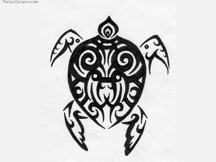 3893-free-designs-slow-tribal-turtle-tattoo-wallpaper-tattoo-design ...