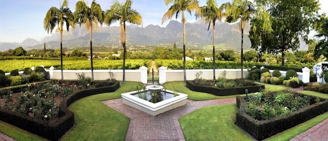 The Rose garden Grande Roche