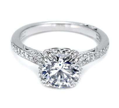 Tacori Engagement Rings, Diamond Engagement Ring