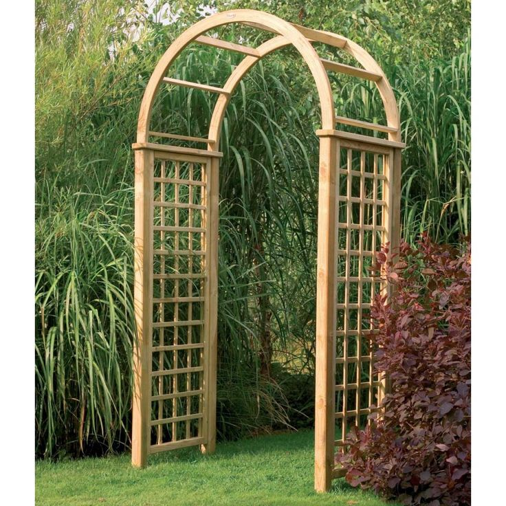 42 best Small Pergolas Garden Arches Arbours images on Pinterest