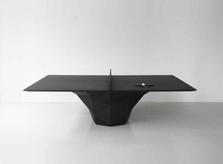 Table de tennis de table Impression 3D
