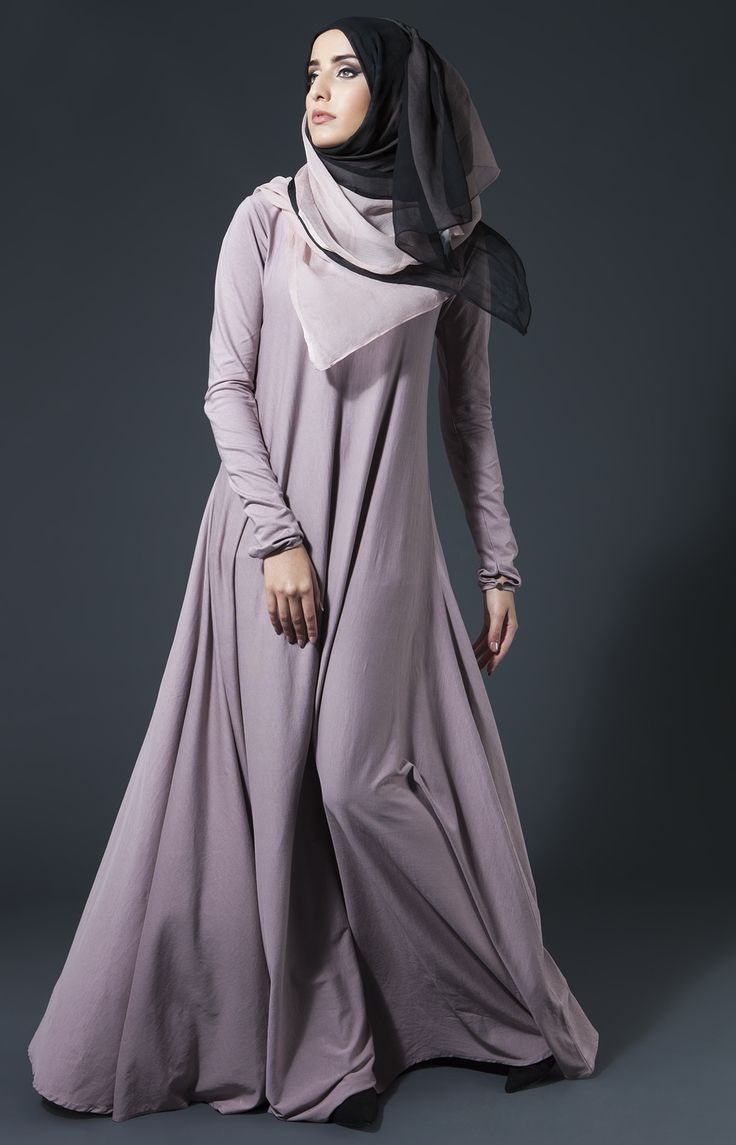... modish and fashionable abaya and hijab for trendy girls (6) ...