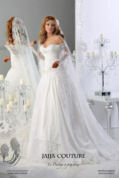 Location robe de mariage jaja tunisie