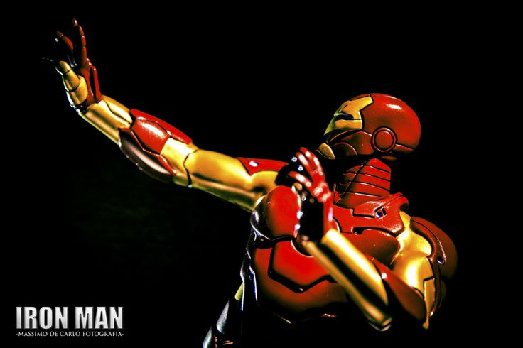 #iron man #ironman #kotobukiya #Erick Sosa #William Valenzuela #action #marvel #soldier #patriot #cyborg #strong #tony stark