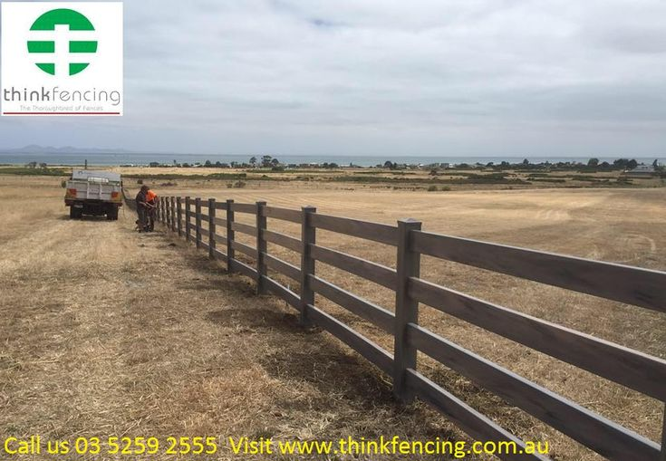 PVC Picket, Horse, Post & Rail Fencing Supplier In