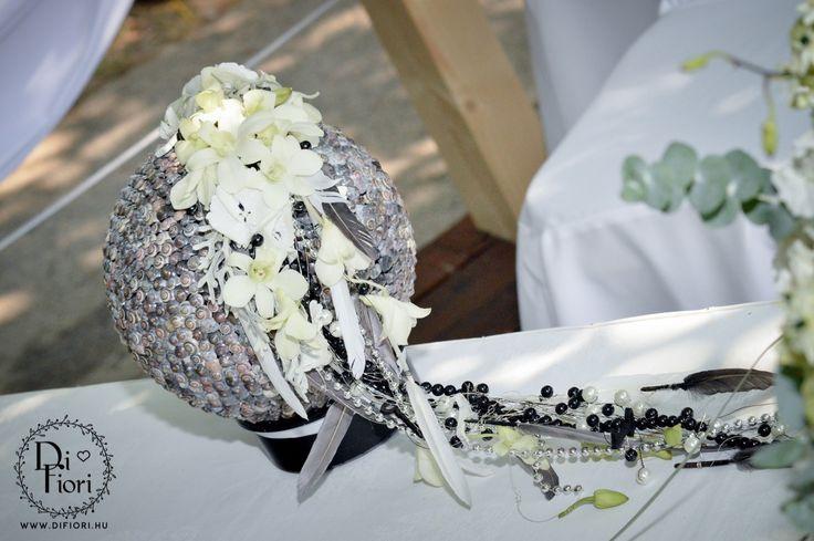 Menyasszonyi csokor... másképp