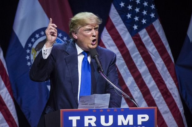 Donald Trump just hit a critical threshold