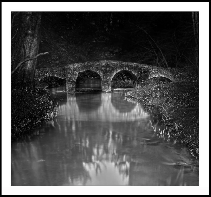 The Old Bridge - IronEye by Iron-Eye.deviantart.com on @DeviantArt