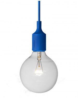 E27 Socket Lamp by Muuto